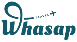 WHASAP TRAVEL logo